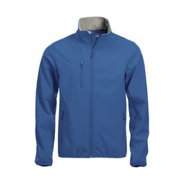 Softshell Mod. BASIC Azul real (55) Talla 3XL