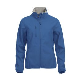 Softshell Mod. BASIC LADIES Azul real (55) Talla XL