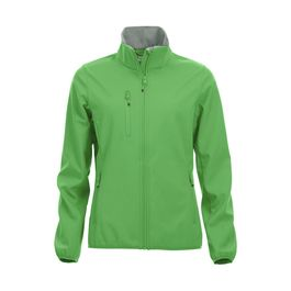 Softshell Mod. BASIC LADIES Verde manzana (605) Talla L