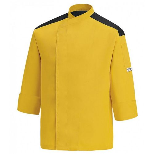 Chaqueta de cocina Mod. FIRST YELLOW